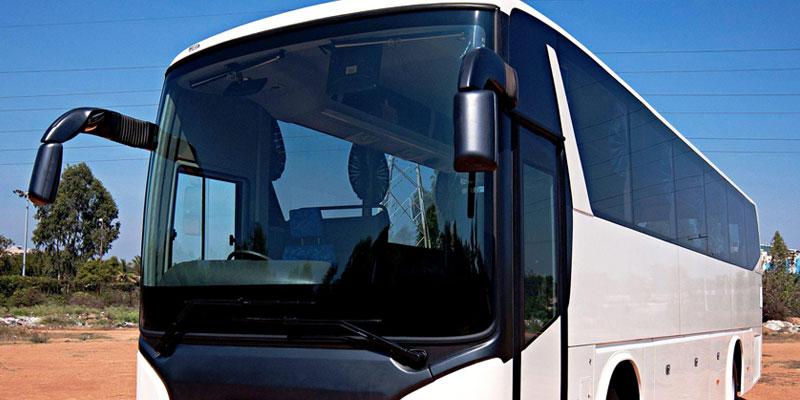 55 Seater Non AC Bus Coach