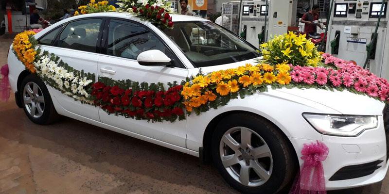 Audi A6 Wedding