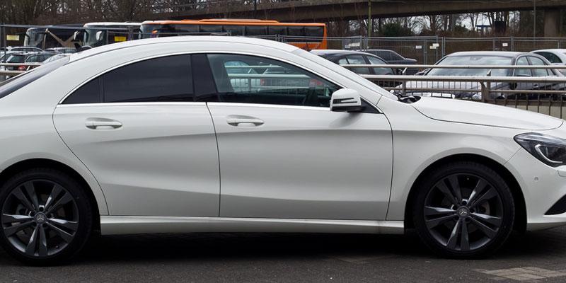 Hire Mercedes Benz CLA 200 Car